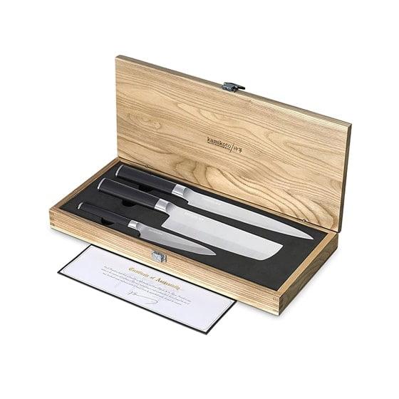 kamikoto 3 knivsæt anmeldelser